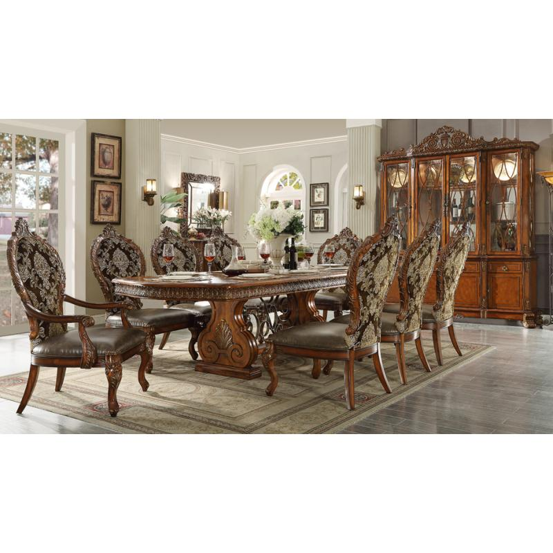 Hd 20131 Dining Table Woodland Furniture