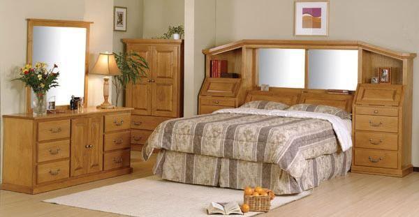 Bedroom Suite 5100 Maple Pier Suite Furniture On Sale Woodland Furniture