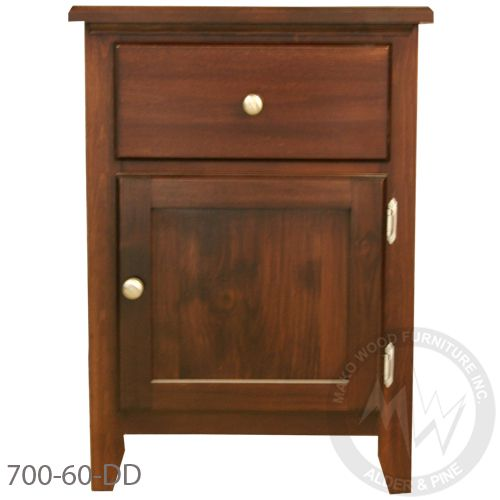 night stand 700 60 dd furniture on sale woodland furniture