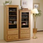 STEREO CABINET 5500(L) 4400(R) STEREO STAND - FURNITURE ON SALE